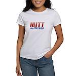 Mitt 2008 Women's T-Shirt