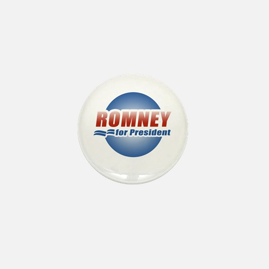 Mitt Romney for President Mini Button