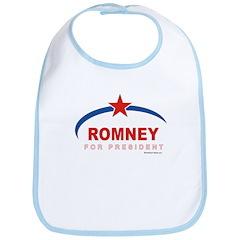 Romney for President Bib