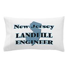 New Jersey Landfill Engineer Pillow Case