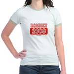 Romney 2008 Jr. Ringer T-Shirt