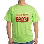 Romney 2008 Green T-Shirt