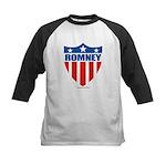 Mitt Romney Kids Baseball Jersey