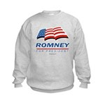 Romney for President Kids Sweatshirt