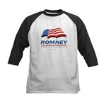 Romney for President Kids Baseball Jersey