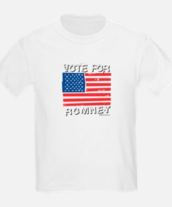 Vote for Romney T-Shirt