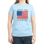 Vote for Romney Women's Light T-Shirt