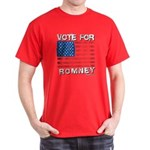 Vote for Romney Dark T-Shirt
