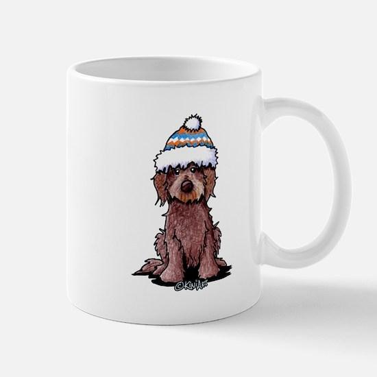 Winter Chocolate Mug