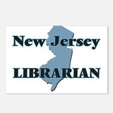 New Jersey Librarian Postcards (Package of 8)