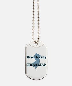 New Jersey Librarian Dog Tags