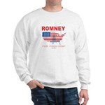 Romney for President Sweatshirt