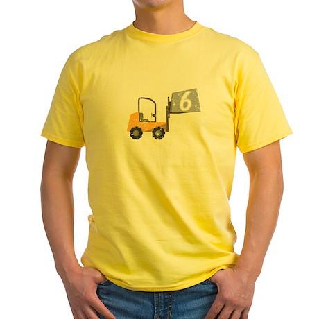 Kid Forklift Shirt 6 Kid Forklift Toy Grap T-Shirt