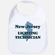 New Jersey Lighting Technician Bib