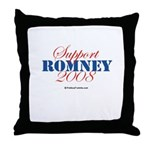 Support Romney Throw Pillow