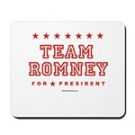Team Romney Mousepad