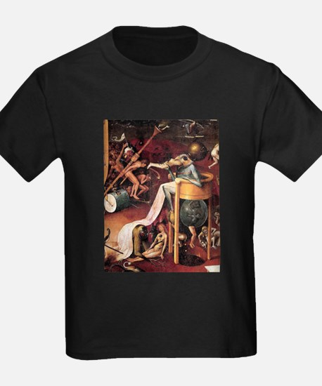 Hieronymus Bosch's Hell T