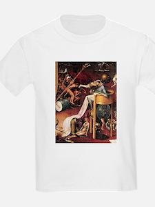Hieronymus Bosch's Hell T-Shirt