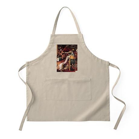 Hieronymus Bosch's Hell BBQ Apron