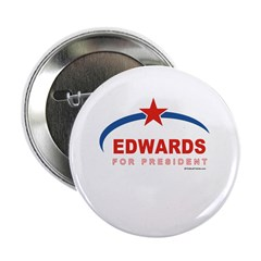 """Edwards for President 2.25"""" Button (10 pack)"""