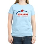 Edwards for President Women's Light T-Shirt
