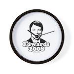 Edwards 2008 Wall Clock