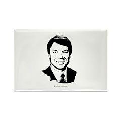 John Edwards Face Rectangle Magnet (100 pack)