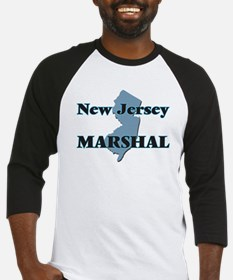New Jersey Marshal Baseball Jersey