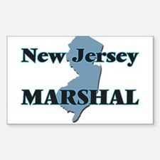 New Jersey Marshal Decal