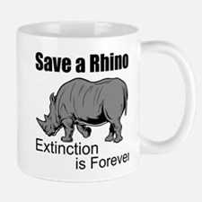 Save A Rhino Mugs
