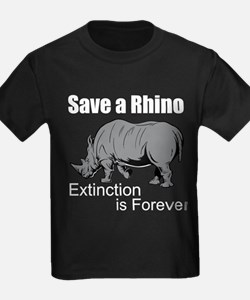 Save A Rhino T-Shirt