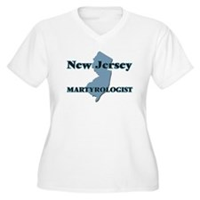New Jersey Martyrologist Plus Size T-Shirt