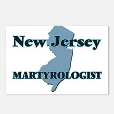 New Jersey Martyrologist Postcards (Package of 8)
