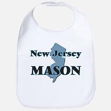 New Jersey Mason Bib