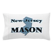 New Jersey Mason Pillow Case