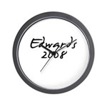 Edwards 2008 Wall Clock