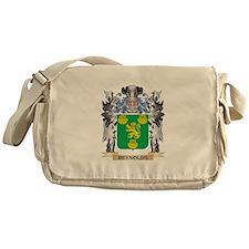 Reynolds Coat of Arms - Family Crest Messenger Bag