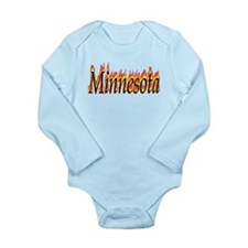 Minnesota Flame Body Suit