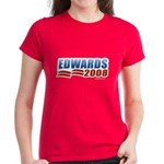 John Edwards 2008 Women's Dark T-Shirt