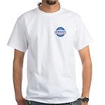 John Edwards for President White T-Shirt