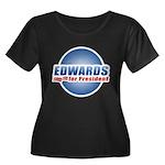 John Edwards for President Women's Plus Size Scoop