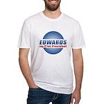 John Edwards for President Fitted T-Shirt
