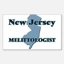 New Jersey Melittologist Decal