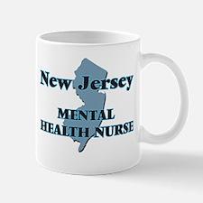 New Jersey Mental Health Nurse Mugs