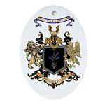 House Narada Oval Ornament