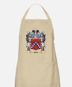 Rice Coat of Arms - Family Crest Apron