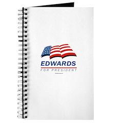 Edwards for President Journal