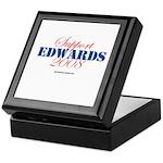 Support Edwards Keepsake Box