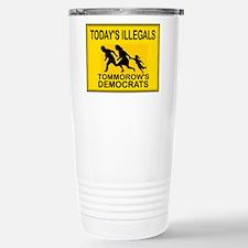 Cute Fraud Travel Mug