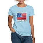 Vote for Edwards Women's Light T-Shirt